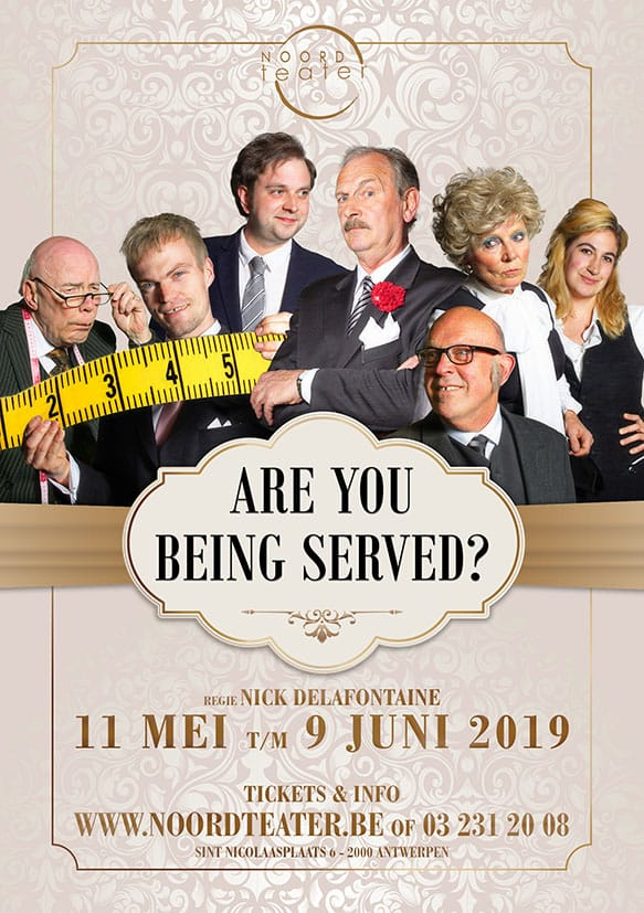 Are you being served ?